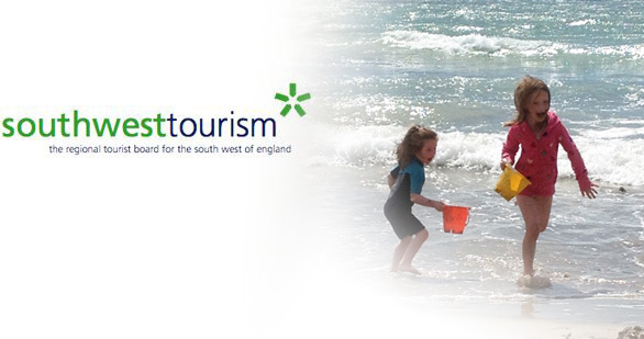 South West Tourism Logo Design Brand Design Tavistock Yelverton Plymouth Exeter Devon & Cornwall